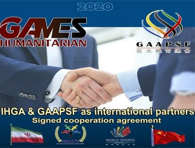 IHGA & GAAPSF Signed MOU